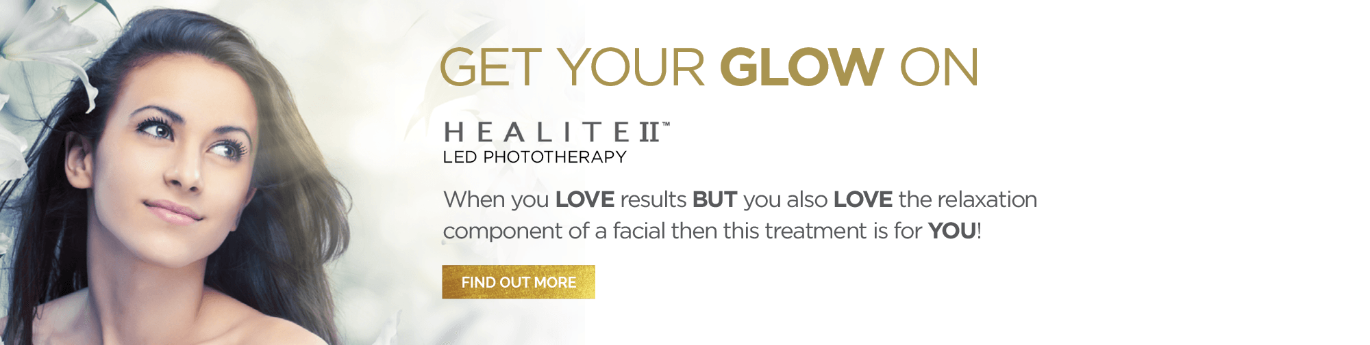 Bellissimo special Healite II - Led Phototherapy