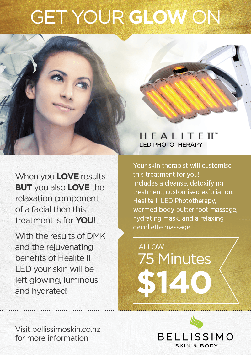 Special Healite II LED Phototherapy